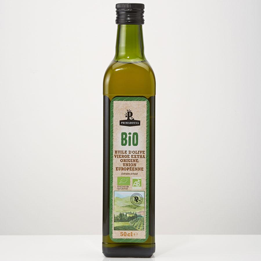 Primadonna (Lidl) Bio - Huile d'olive -