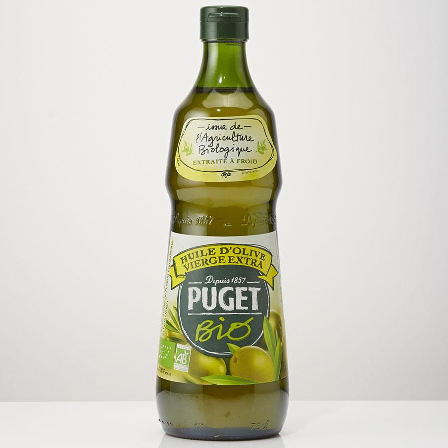Puget Bio - Huile d'olive -