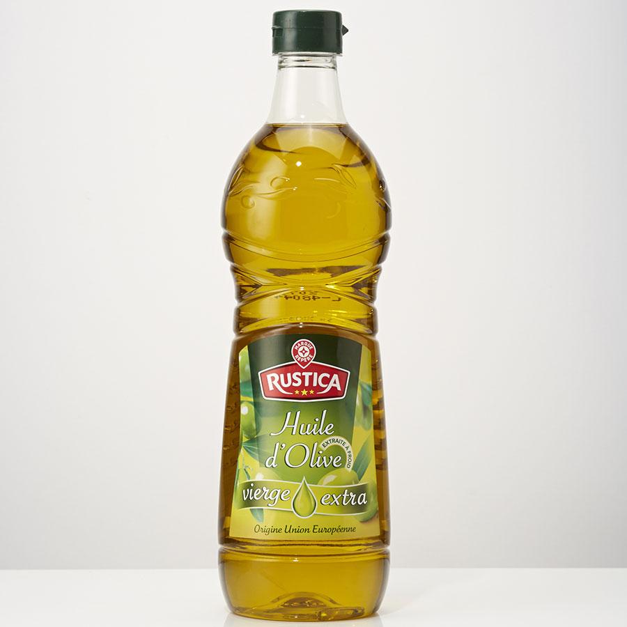 Rustica (Leclerc)  Huile d'olive -