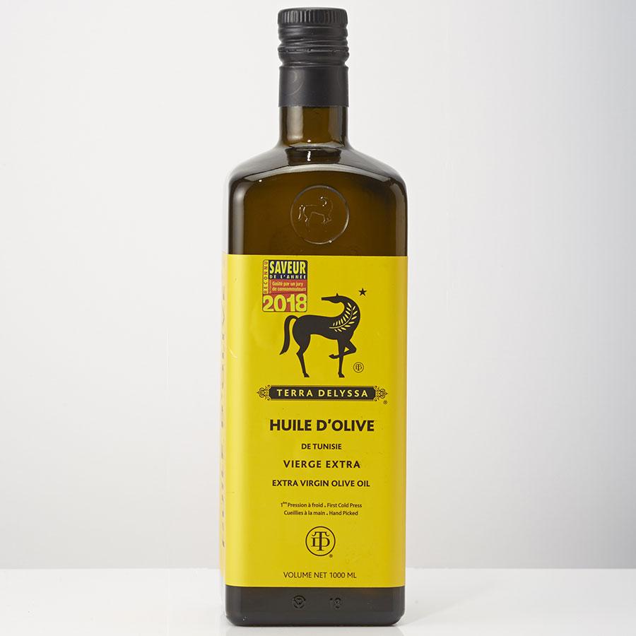 Terra Delyssa  Huile d'olive -