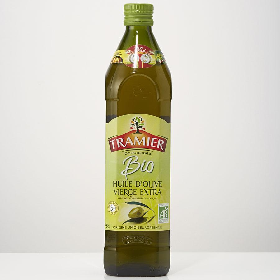 Tramier Bio - Huile d'olive -