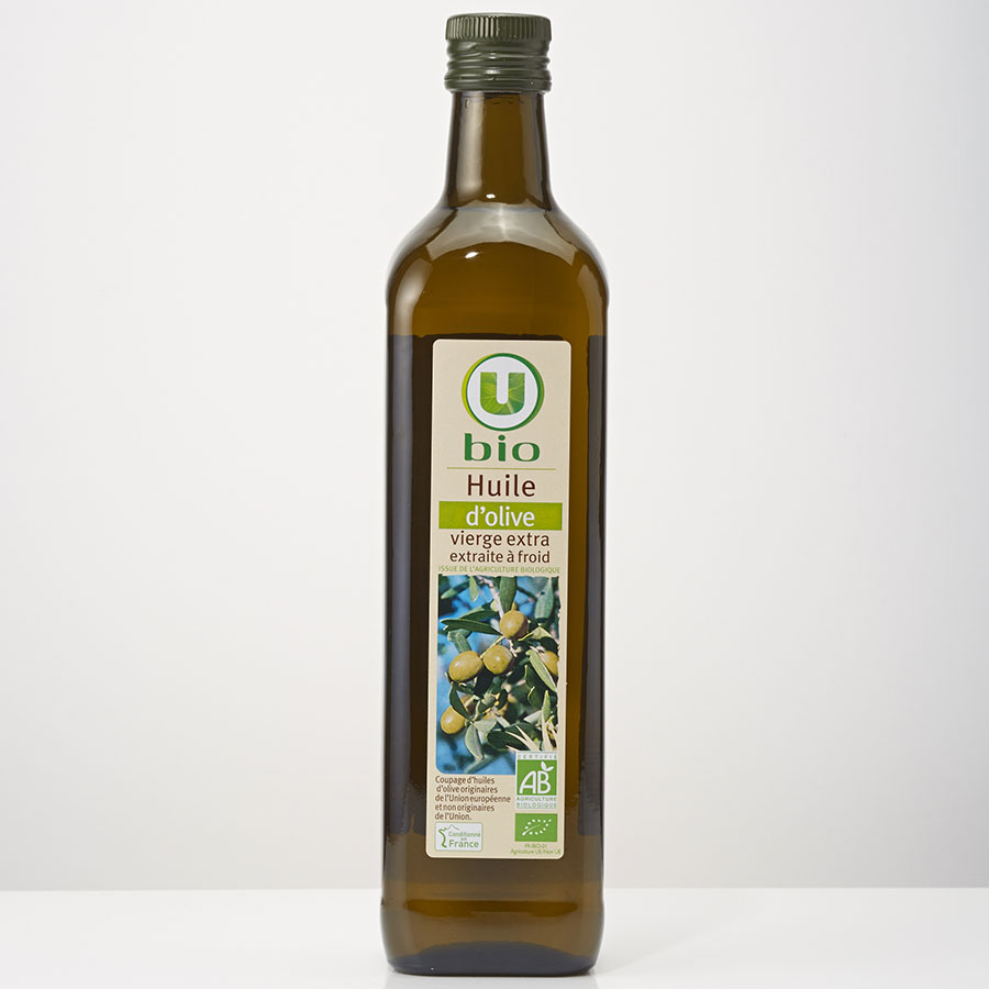 U Bio - Huile d'olive -