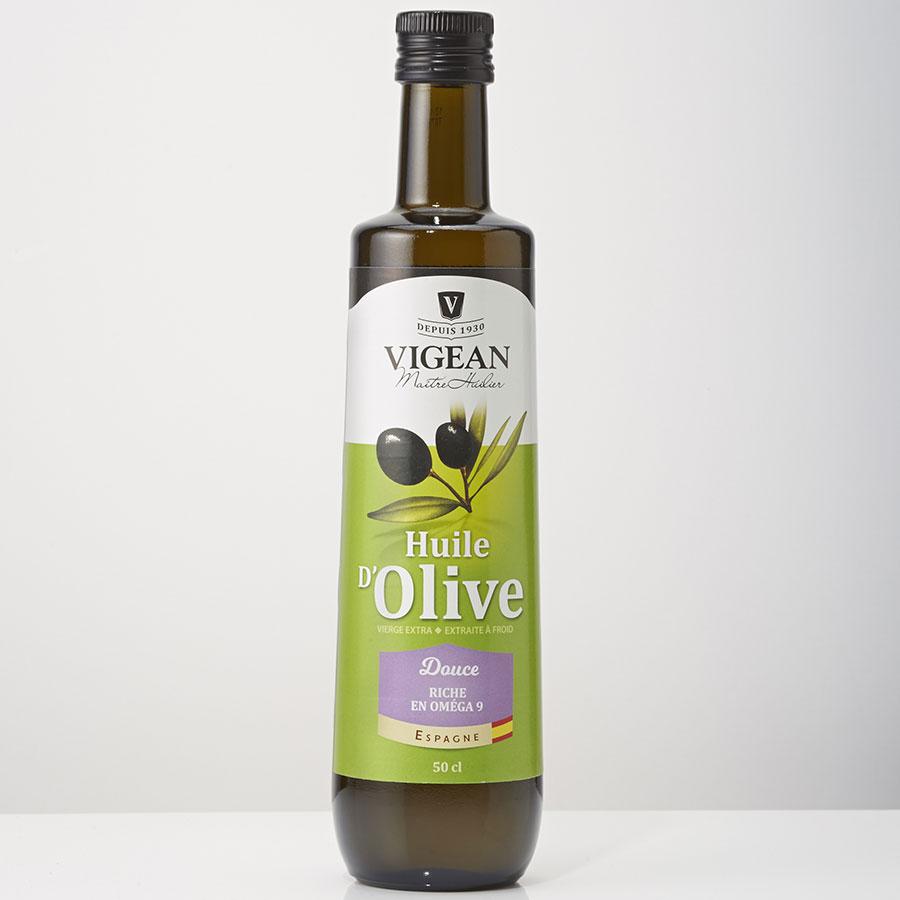 Vigean Huile d'olive - Douce -