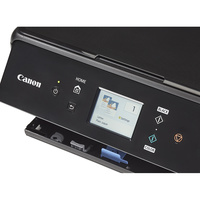 Canon Pixma TS6250 - Bandeau de commandes
