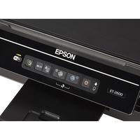 Epson EcoTank ET-2600 - Bandeau de commandes
