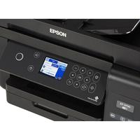 Epson EcoTank ET-3750 - Bandeau de commandes