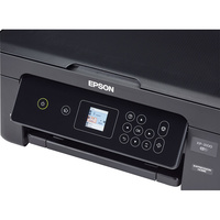 Epson Expression Home XP-3100 - Bandeau de commandes