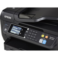 Epson Workforce 2760DWF - Bandeau de commandes