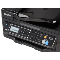 Epson Workforce WF-2630WF - Bandeau de commandes