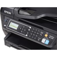 Epson Workforce WF-2750DWF - Bandeau de commandes