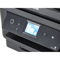 Epson Workforce WF-2860DWF - Bandeau de commandes