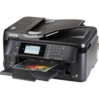 Epson Workforce WF-7715DWF 								- Vue principale