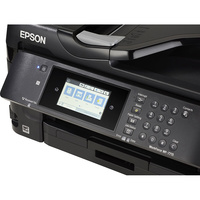 Epson Workforce WF-7715DWF - Bandeau de commandes