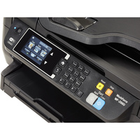 Epson Workforce WF2660dwf - Bandeau de commandes