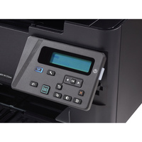 HP Laserjet Pro M125nw - Bandeau de commandes
