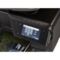 HP Officejet Pro 276dw - Bandeau de commandes