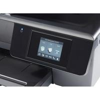 HP Officejet Pro 6830 - Bandeau de commandes