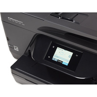 HP Officejet Pro 6970 - Bandeau de commandes