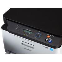 Samsung SL-C460W - Bandeau de commandes