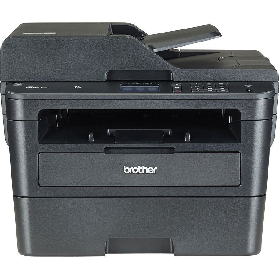 Brother MFC-L2750DW - Vue de face