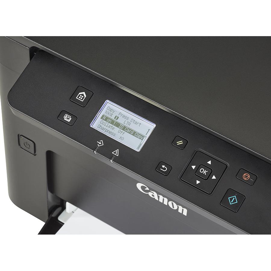 Canon i-Sensys MF112 - Bandeau de commandes