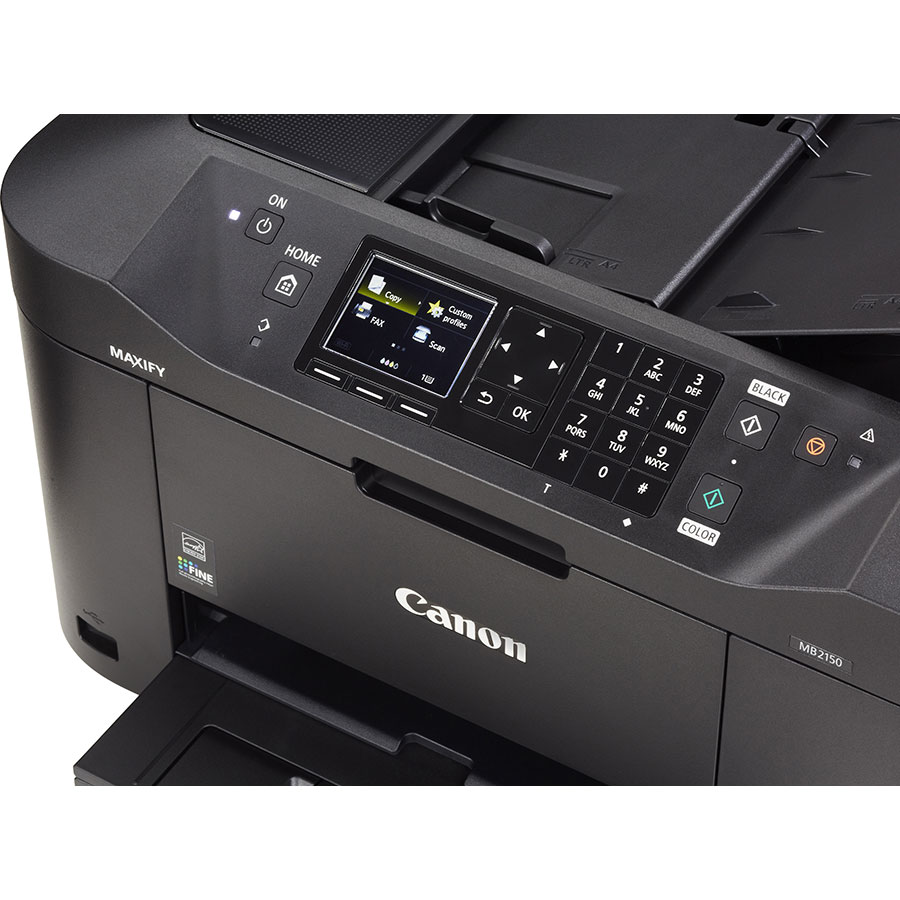 Canon Maxify MB2150 - Bandeau de commandes