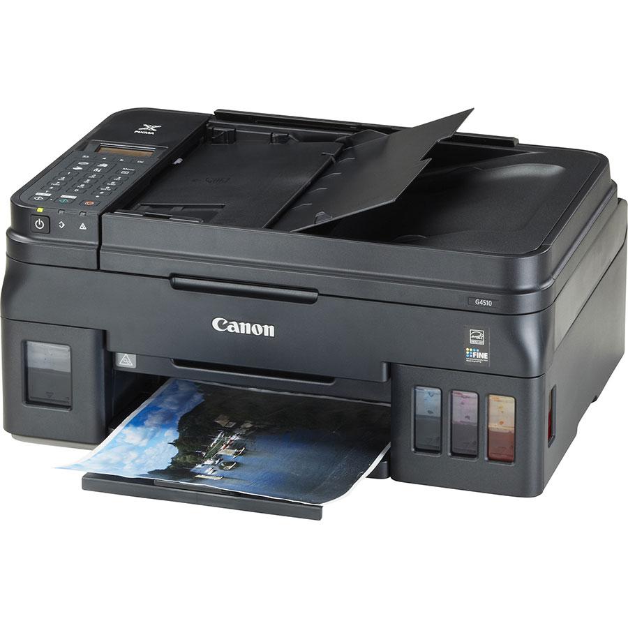 Canon Pixma G4510 - Vue principale