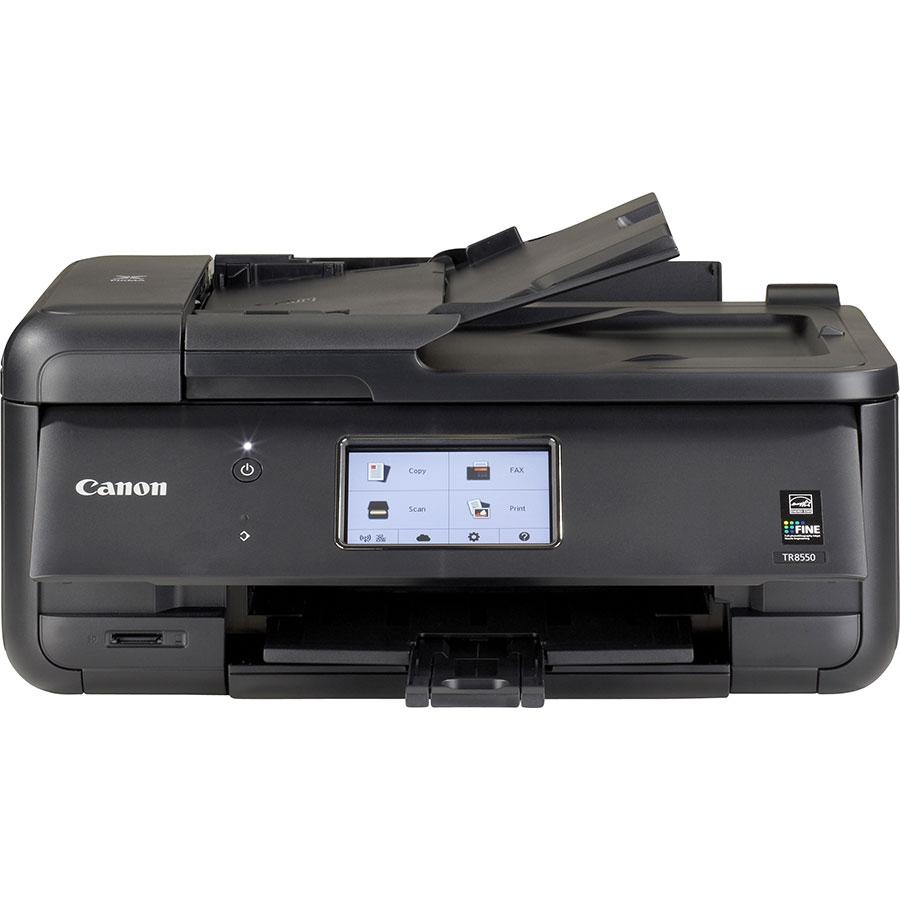 test canon pixma tr8550 imprimante multifonction ufc que choisir. Black Bedroom Furniture Sets. Home Design Ideas