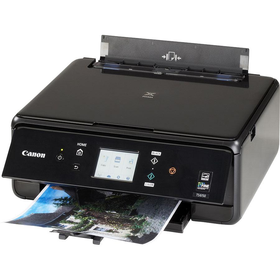 test canon pixma ts6150 imprimante multifonction ufc que choisir. Black Bedroom Furniture Sets. Home Design Ideas