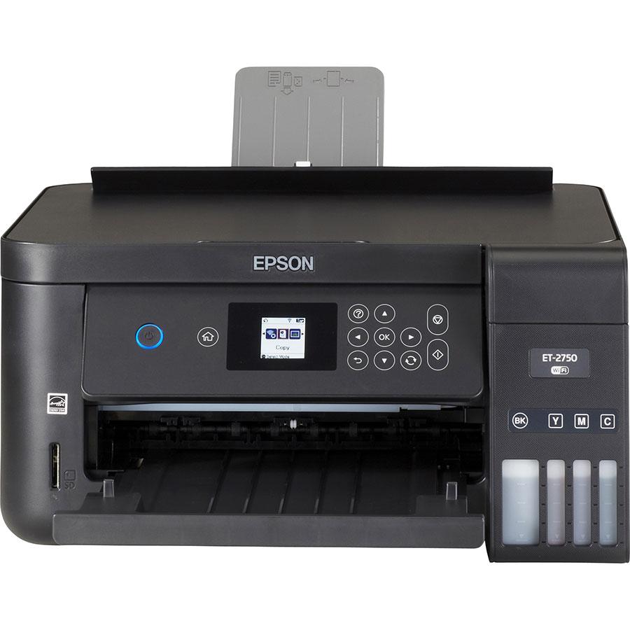 Epson EcoTank ET-2750 - Vue de face