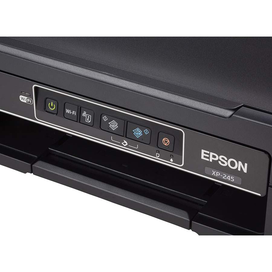 Epson Expression Home XP-245 - Bandeau de commandes