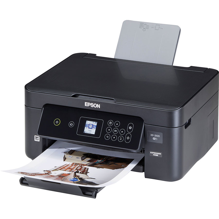Epson Expression Home XP-3100 - Vue principale