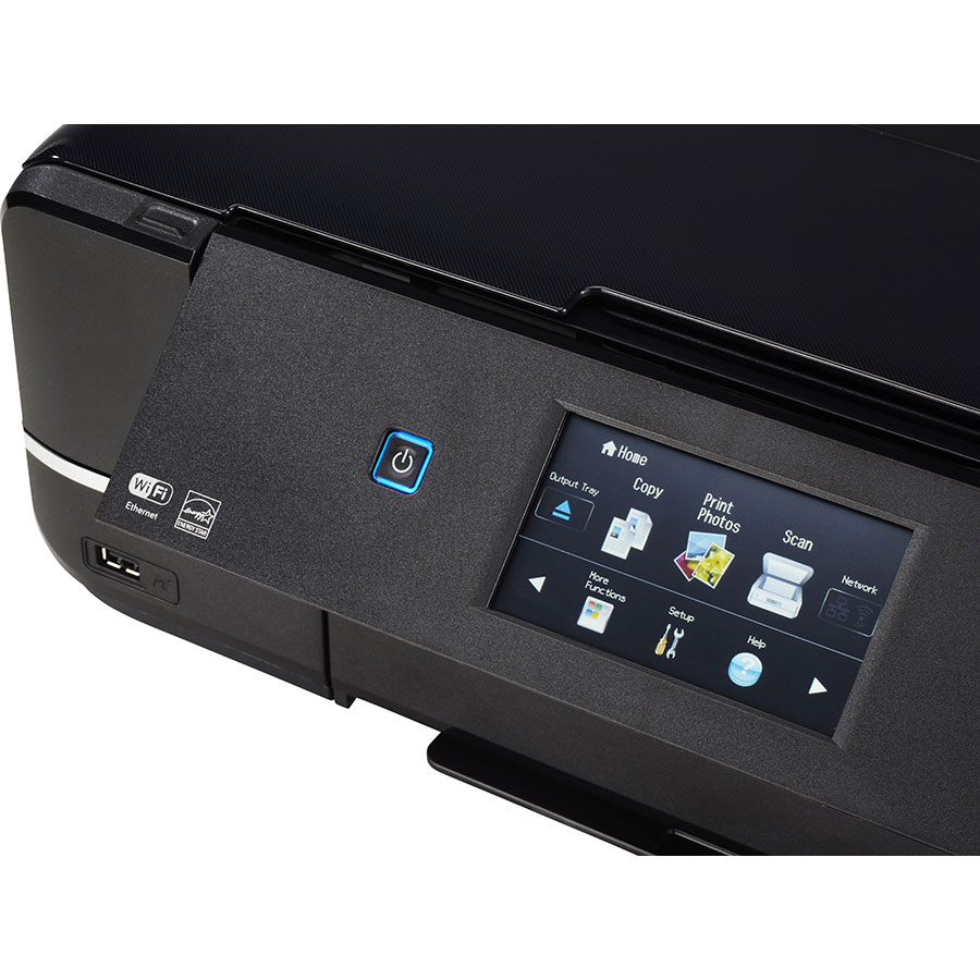 Epson Expression Photo XP-960 - Bandeau de commandes