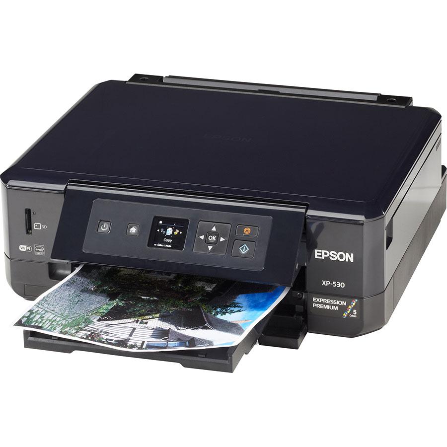 Epson Expression Premium XP-530 - Vue principale