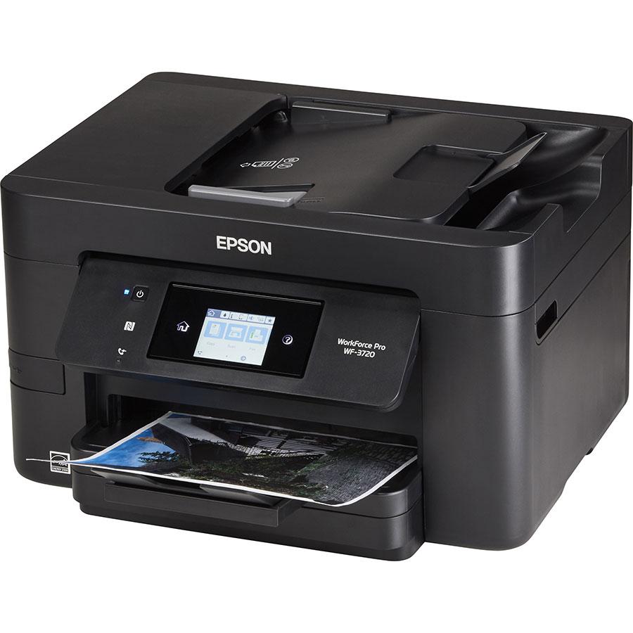 Epson WorkForce Pro WF-3720DWF - Vue principale