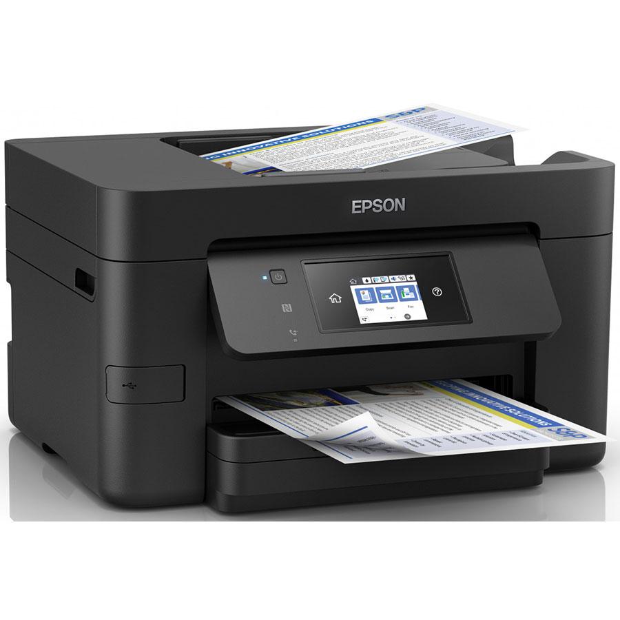 Epson WorkForce Pro WF-3725DWF - Vue principale
