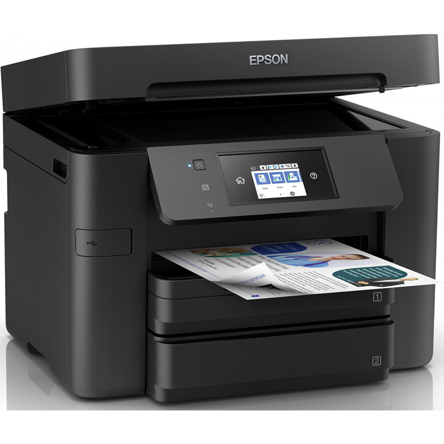 Epson Workforce Pro WF-4730DTWF - Vue principale