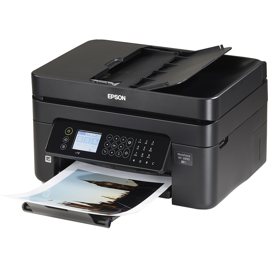 Epson Workforce WF-2850DWF - Vue principale