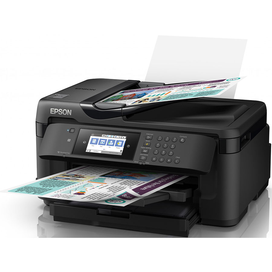 Epson Workforce WF-7710DWF - Vue principale