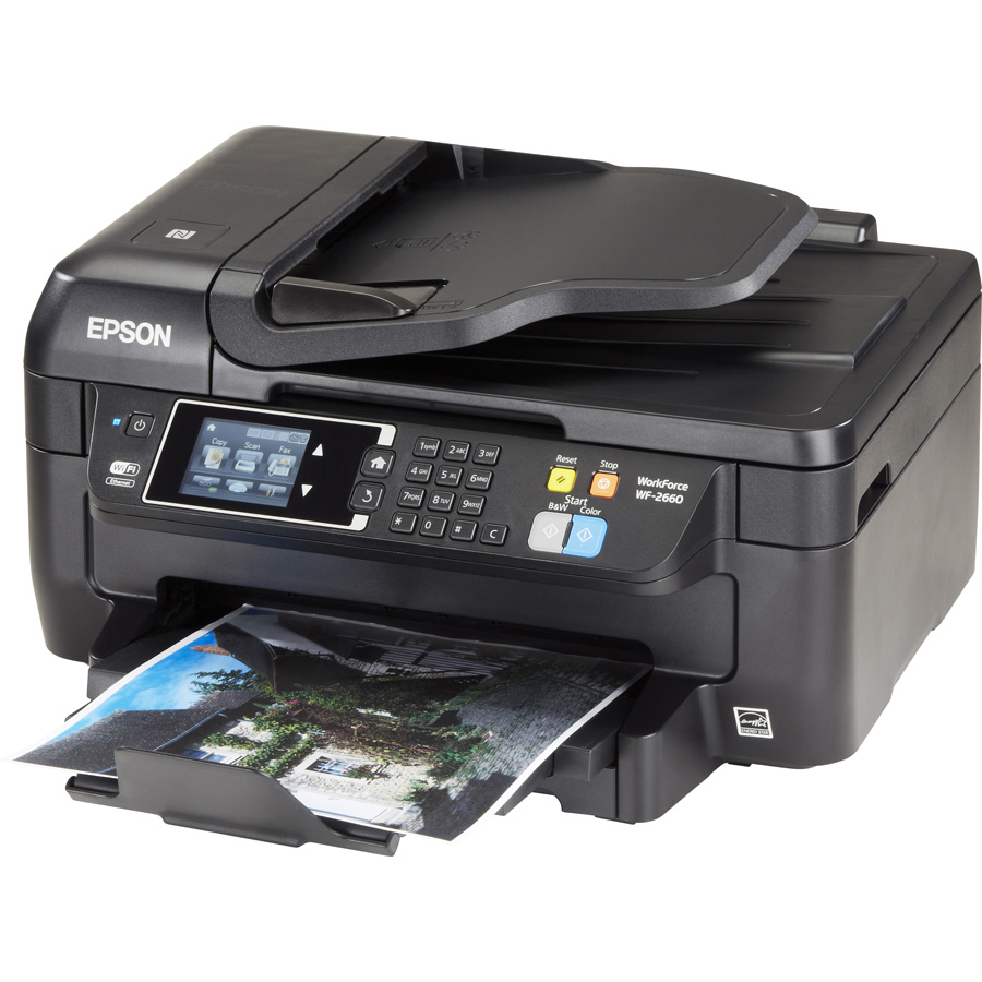 Epson Workforce WF2660dwf - Vue principale