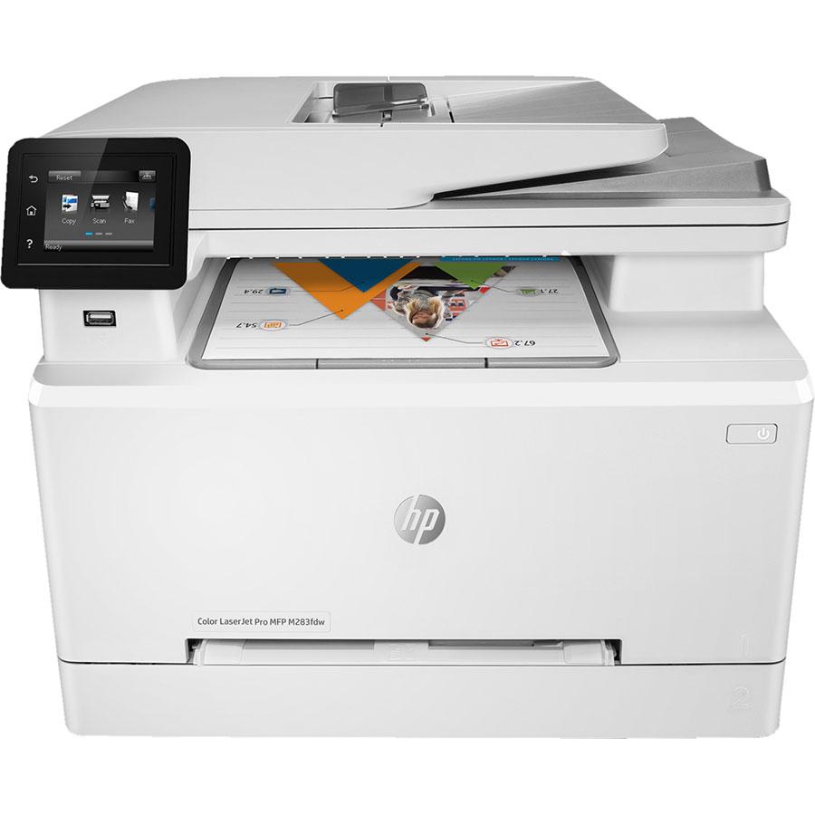 HP Color LaserJet Pro M283fdw - Vue principale