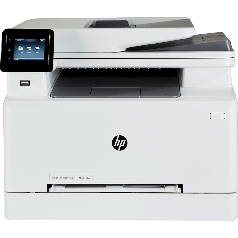 HP Color LaserJet Pro M283fdw - Vue de face