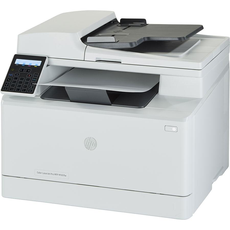 HP Color Laserjet Pro MFP M181fw - Vue principale