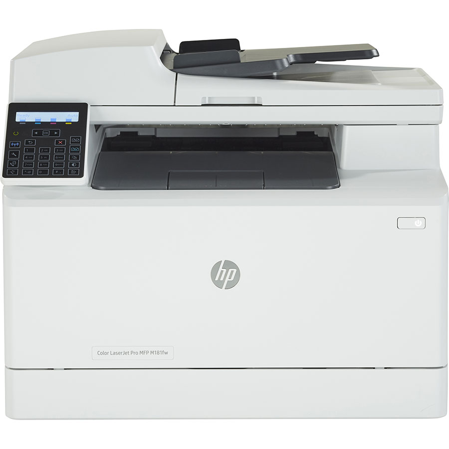 HP Color Laserjet Pro MFP M181fw - Vue de face