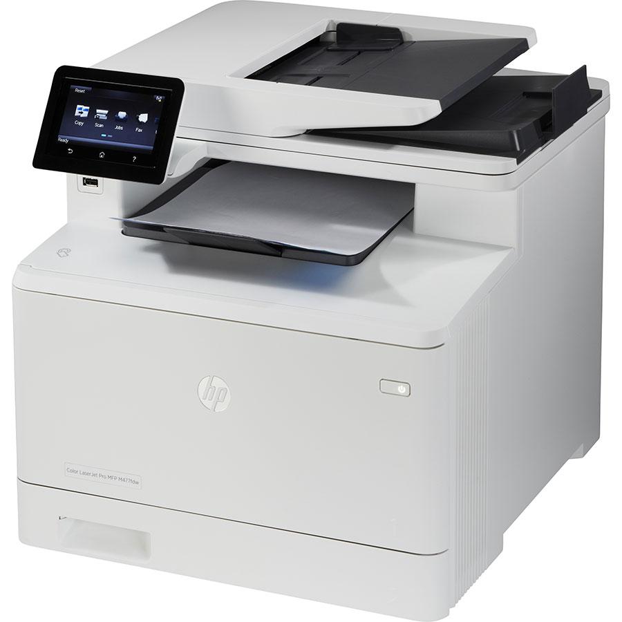 HP Color Lasertjet Pro M477FDW - Vue principale