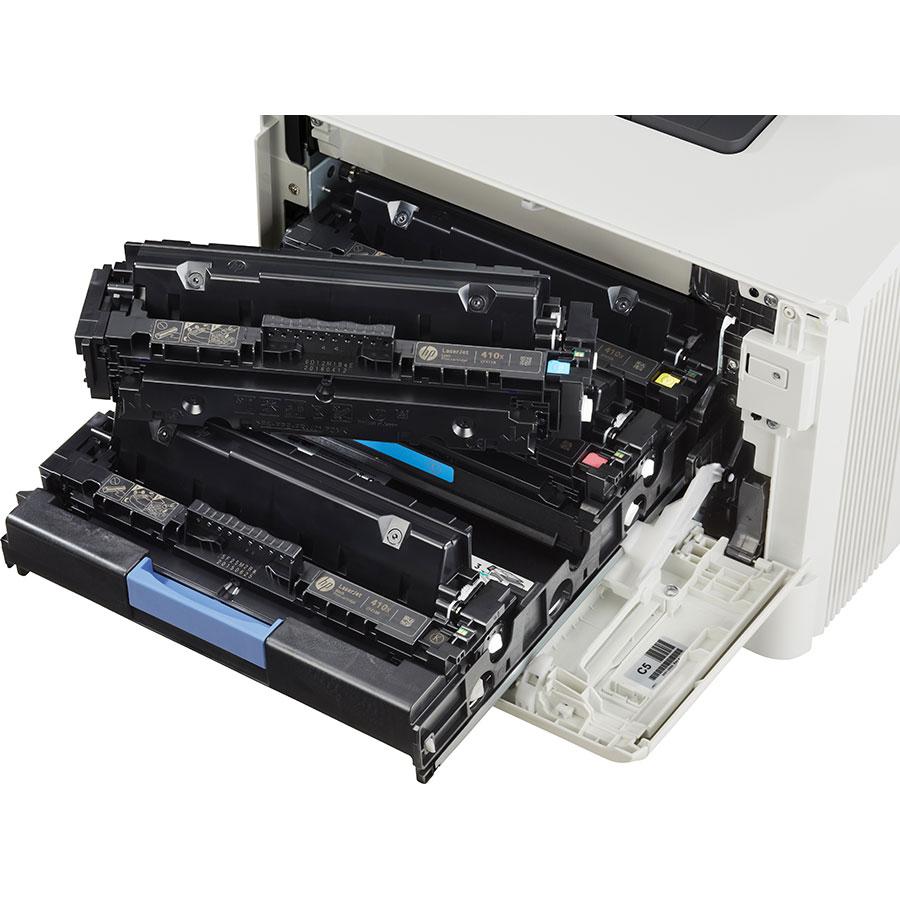 HP Color Lasertjet Pro M477FDW - Encre(s)
