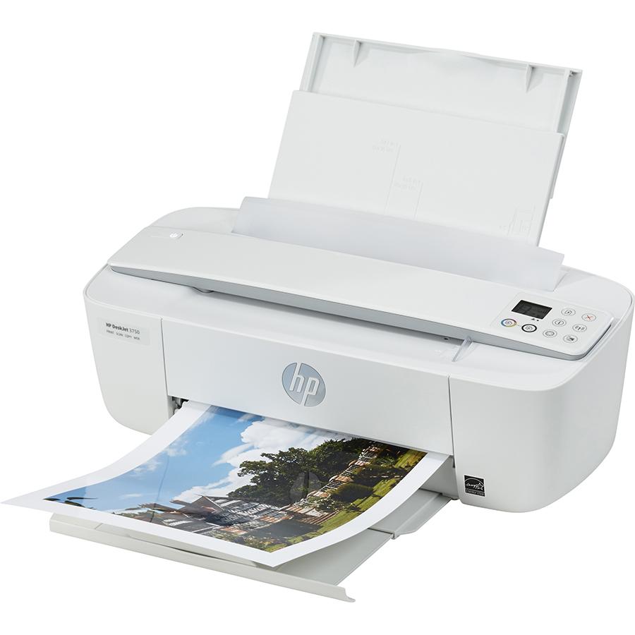 HP Deskjet 3750 - Vue principale