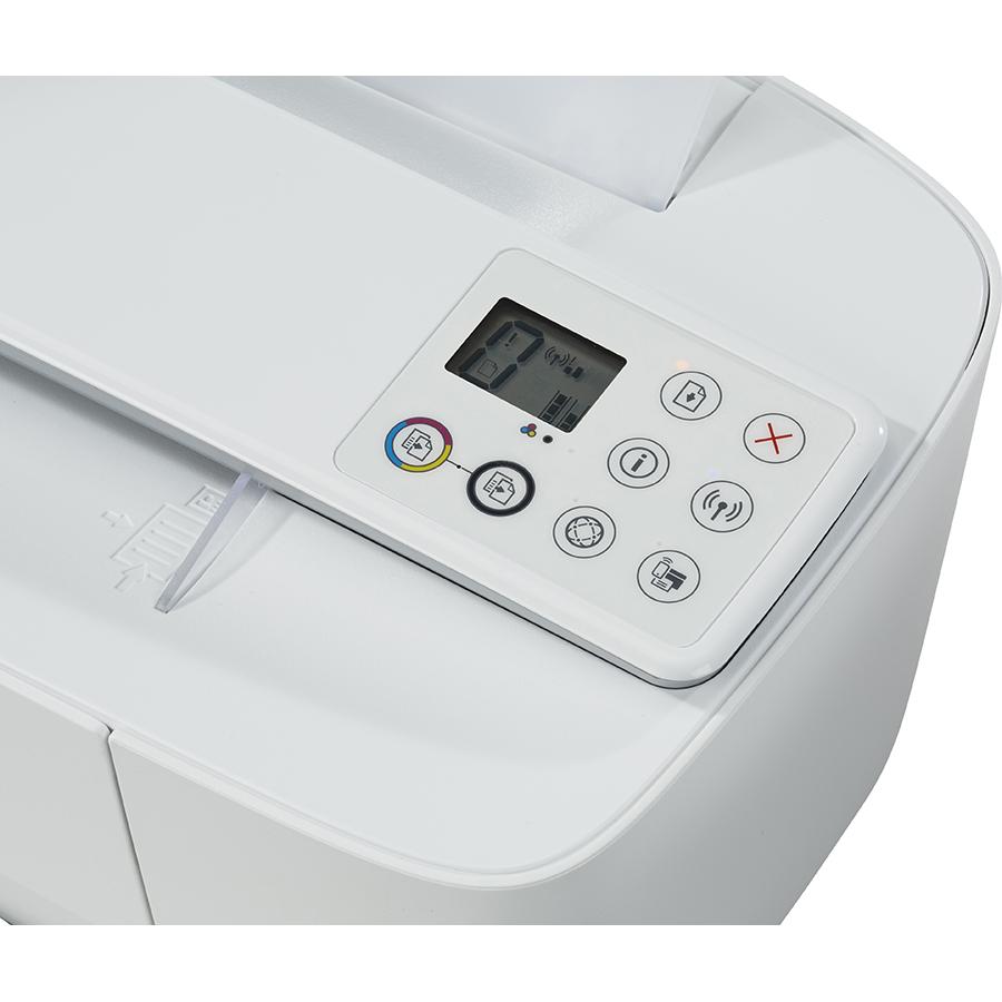 HP Deskjet 3750 - Bandeau de commandes