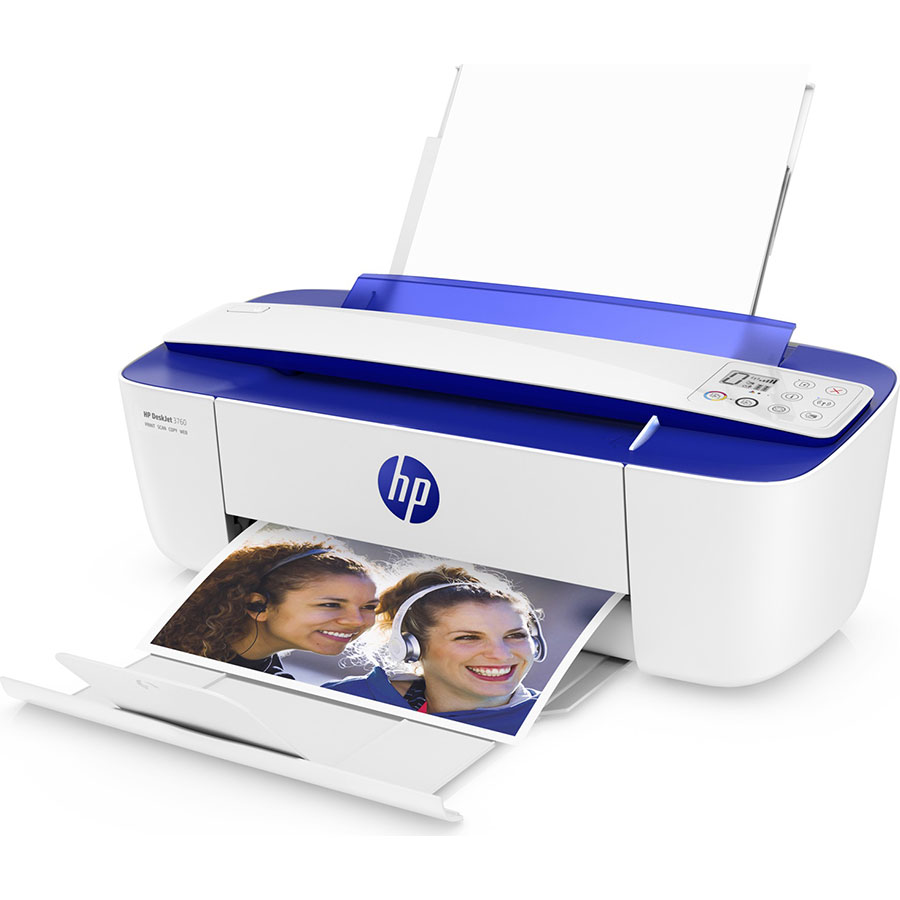 HP Deskjet 3760 - Vue principale