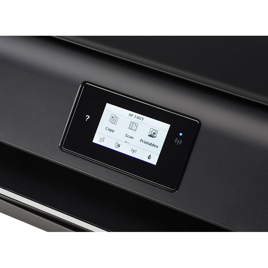 HP Envy 4520(*7*) - Bandeau de commandes